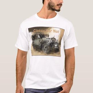 Classic Car, Classic Car Nut T-Shirt