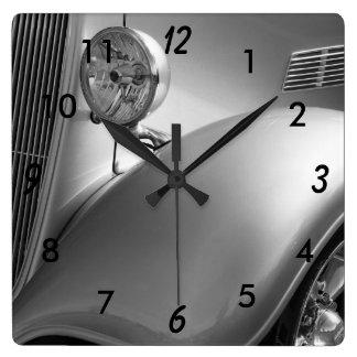 Classic Car Clock
