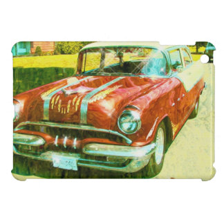 Classic Car Collectible Case For The iPad Mini
