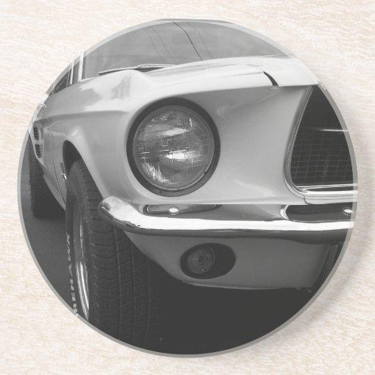 Classic Car Coming At You Coaster
