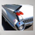 classic car design print