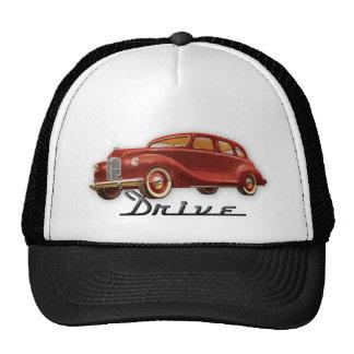 Classic Car Driver Trucker Hat