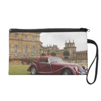 Classic car exhibition, Blenheim Palace Wristlet Purse