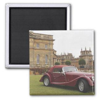 Classic car exhibition, Blenheim Palace Magnet