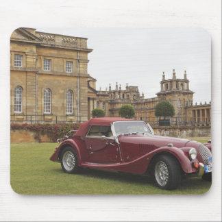 Classic car exhibition, Blenheim Palace Mousepad