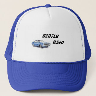 classic car, Gently, Used Trucker Hat