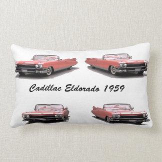 Classic Car image for Cotton Throw Pillow Lumbar