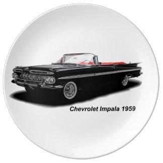 Classic Car image for Decorative Porcelain Plate