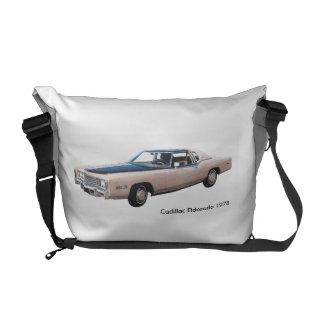 Classic Car image for Medium-Messenger-Bag Courier Bag