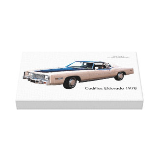 Classic Car image for NullValue-Wrapped-Canvas Canvas Print