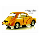 Classic Car image for postcard