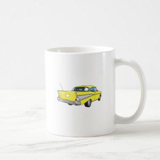 CLASSIC CAR LARGE COFFEE MUG