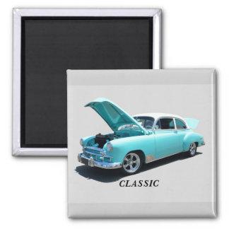Classic Car Magnet