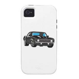 CLASSIC CAR MD iPhone 4/4S COVER