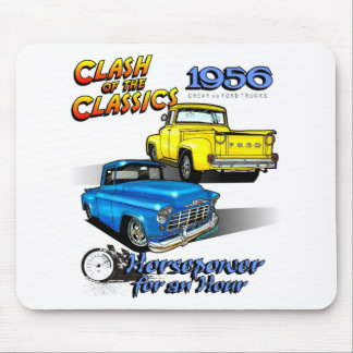 Classic Car MousePad Collection