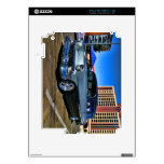 Classic Car Nomad Decals For The iPad 2