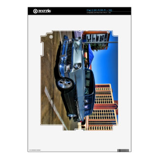 Classic Car Nomad Skins For The iPad 2