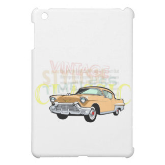 Classic car, old Chevrolet Bel Air in brown Case For The iPad Mini