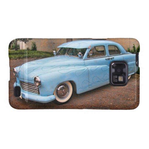 Classic Car phone case Mercury blues Samsung Galaxy Covers