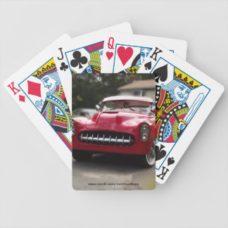 Classic Car Playing Cards