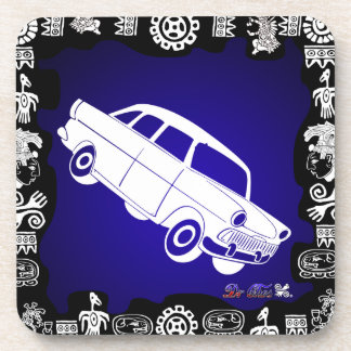 CLASSIC CAR PRODUCTS COASTERS