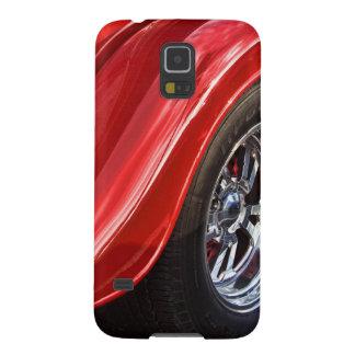Classic Car Rear Wheel Case For Galaxy S5
