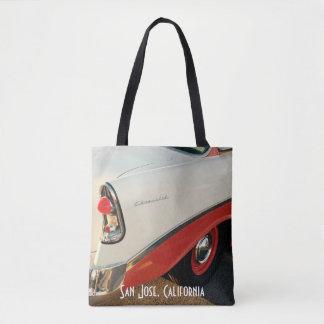 Classic Car San Jose Tote