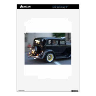 classic car skins for iPad 2