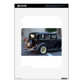 classic car skin for iPad 3