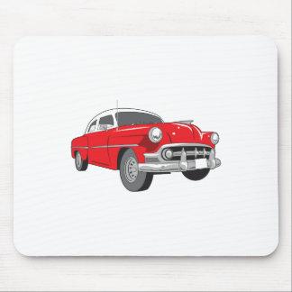 Classic Car SM Mouse Pad