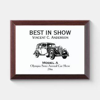 Model A / T Award