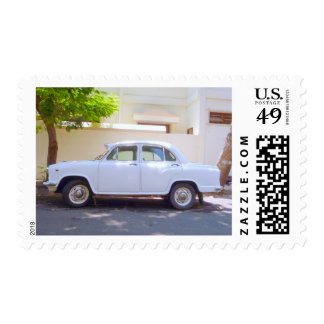 Classic Car: The Ambassador, Indian Icon Stamp