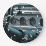 Classic Car Wall Clocks