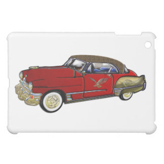 Classic Car with Leather Top iPad Mini Covers