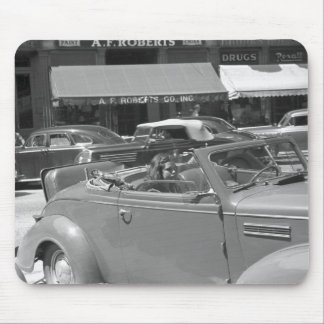 Classic Cars, 1930s Mouse Pad
