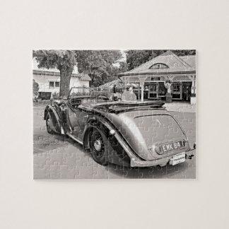 Classic Cars at Saratoga Jigsaw Puzzle