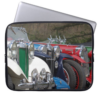 CLASSIC CARS - by Jean Louis Glineur Computer Sleeve