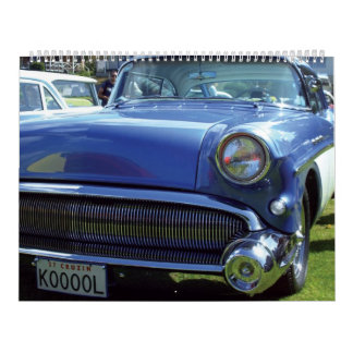 Classic Cars Calendar - GoPro Wow