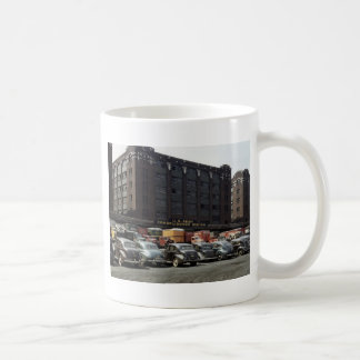Classic Cars in Color 1943 Coffee Mugs