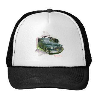 Classic Cars Mercury Trucker Hat