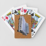 Classic Cars Playing Cards. Bicycle Playing Cards