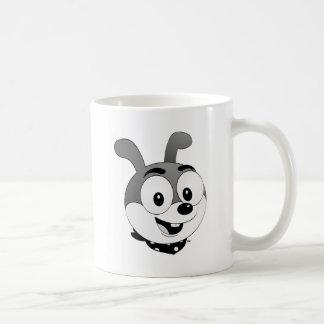 Classic Cartoon Bunny head Coffee Mug