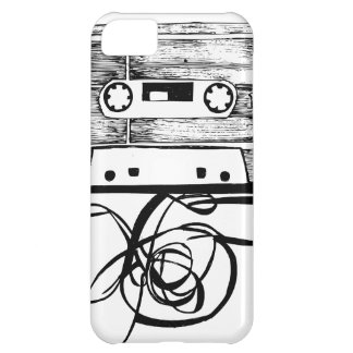 Classic Cassette Tape iPhone 5C Covers