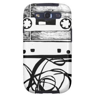 Classic Cassette Tape Galaxy S3 Covers