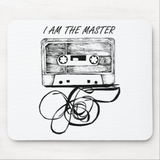 Classic Cassette Tape Mouse Pad