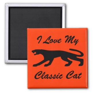 Classic Cat Fridge Magnets