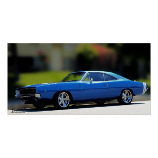 CLASSIC CHARGER POSTER