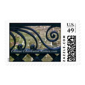 Classic Charleston Homes Postage