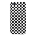 Classic Checkerboard iPhone 5 Covers