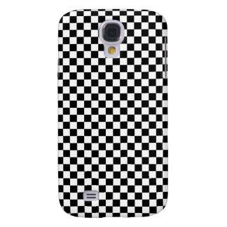 Classic Checkerboard Samsung S4 Case